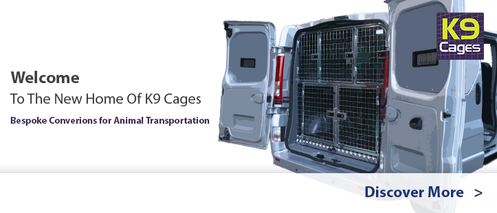 Welcome to K9 cages