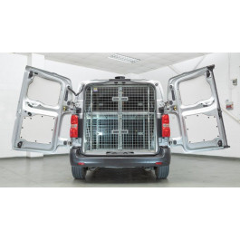 USED Peugeot Expert with New 4 Dog Cage system