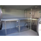SOLD - Used Renault Trafic LL29 Sport with new 6 Dog Cage System and Bed