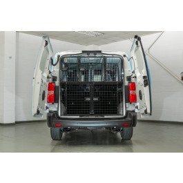 SOLD - USED Peugeot Expert with New 5 Dog Cage system